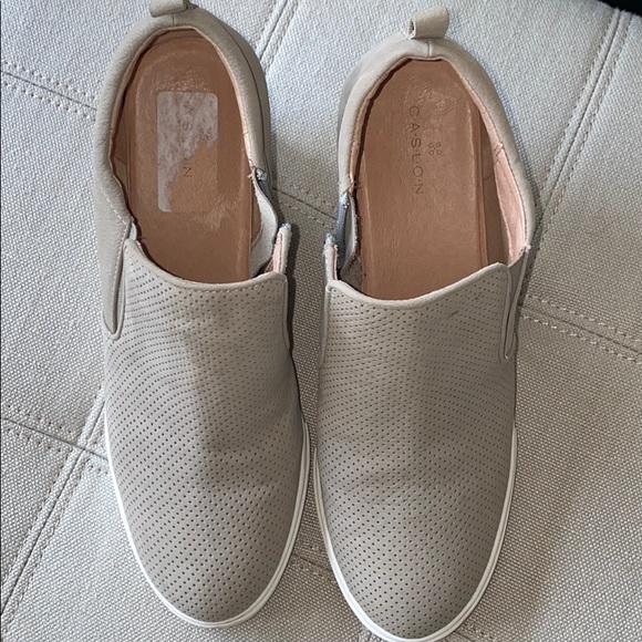 Caslon Shoes   Aiden Wedge Sneaker